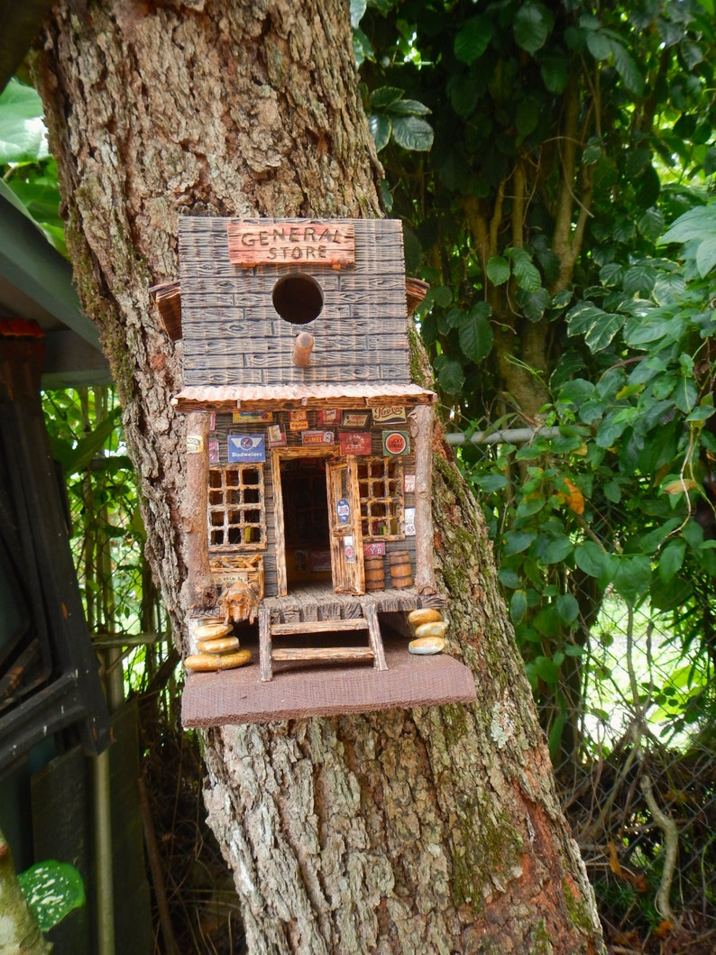 Peachy Country Store Bird House Interior Design Ideas Tzicisoteloinfo