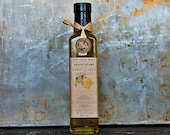 Flavored Extra Virgin Olive Oil - Infused Extra Virgin Olive Oil - Lemon Infused - Italian Olive Oil