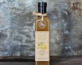 Lemon Balsamic Vinegar Glaze - Lemon Balsamic Vinegar Reduction - Citrus Balsamic Vinegar