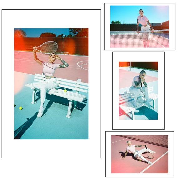 "E.Boring ""Sporty"" Limited Edition Print Set"
