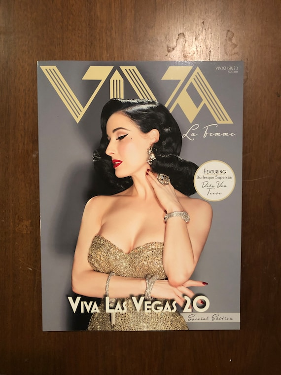 Viva La Femme - Dita Von Teese