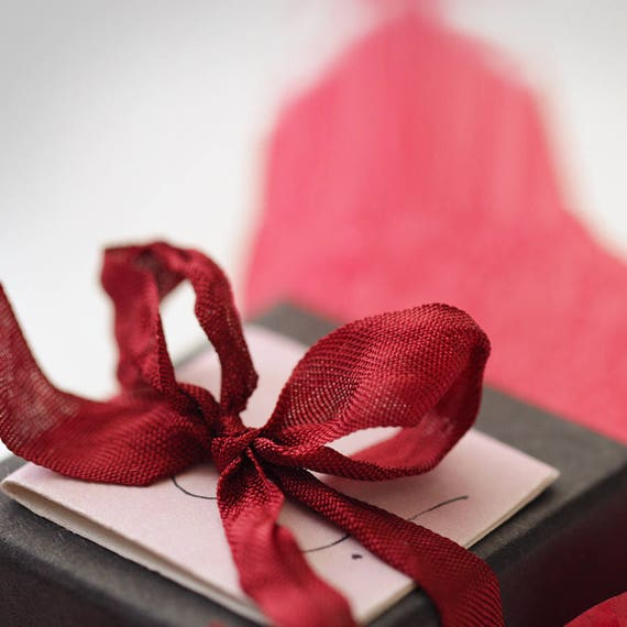Gift Box for Jewelry - Gift Wrapping for Artique Boutique Jewelry