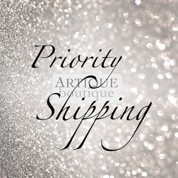 International Priority Shipping via 'Airsure'