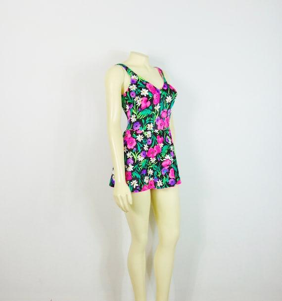 Gabar Bullet Bra Swimsuit | Vintage Swimsuit | Ne… - image 8