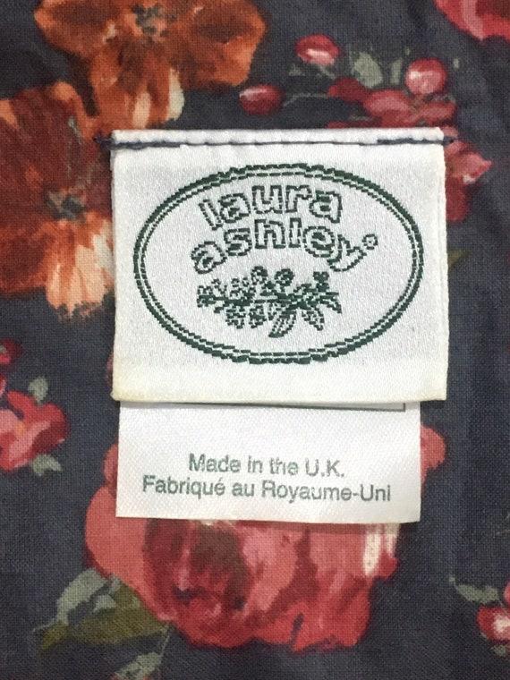 90s Laura Ashley Dress| 90s Laura Ashley Floral E… - image 7