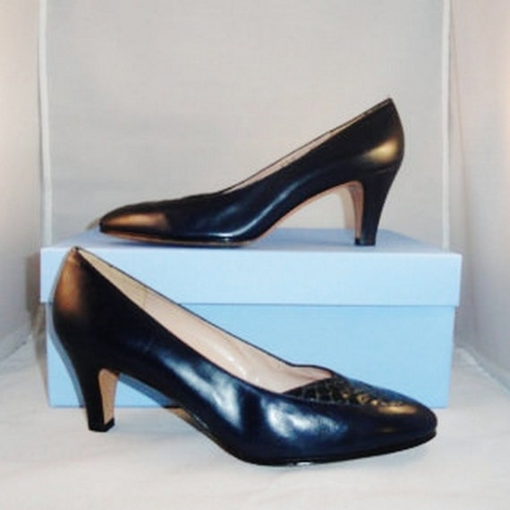 Vintage Shoes 70s 80s Salvatore Ferragamo Shoes Na