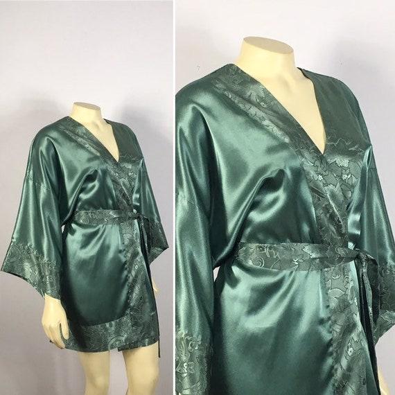 Vintage Dressing Gown Robe| Victoria's Secret Robe