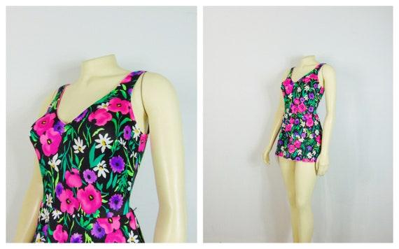 Gabar Bullet Bra Swimsuit | Vintage Swimsuit | Neo