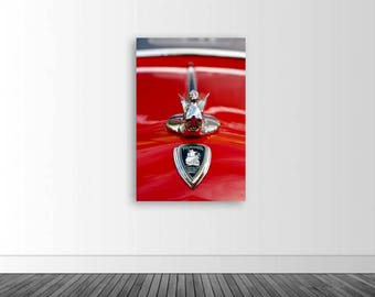 Plymouth Photography, Automotive Wall Decal, Car Wall Decal, Classic Car Photo, Photo by Abby Smith, Infinite Graphics, Garage Decor, Art