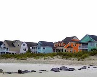 Coastal Landscape, Vinyl Wall Decal, Beach House Photo, Photography, Home Decor, Infinite Graphics Photo by Abby Smith, Beach Art, Wall Art