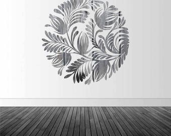Home Decor, Vinyl Wall Decal, Wall Sticker, Rustic Wall Decal, Vintage Wood Decal, Infinite Graphics, Wall Graphics, Office Decor, Wall Art