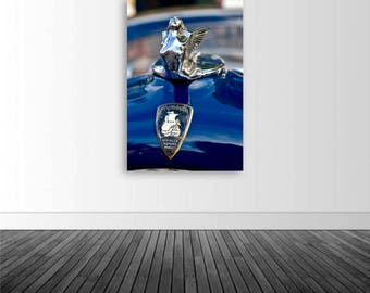 Classic Car Photo, Photography, Car Wall Decal, Home Decor, Infinite Graphics, Wall Art, Photo by Abby Smith, Vinyl Wall Decal, Man Cave Art