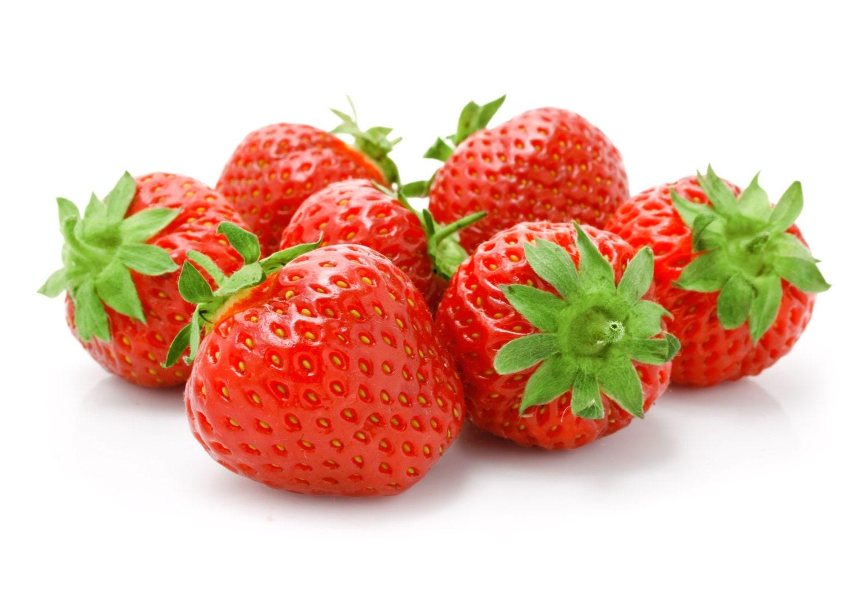Strawberry Wall Decal Fruit Vinyl Graphics Infinite Stickers Strawberries Kitchen Decor