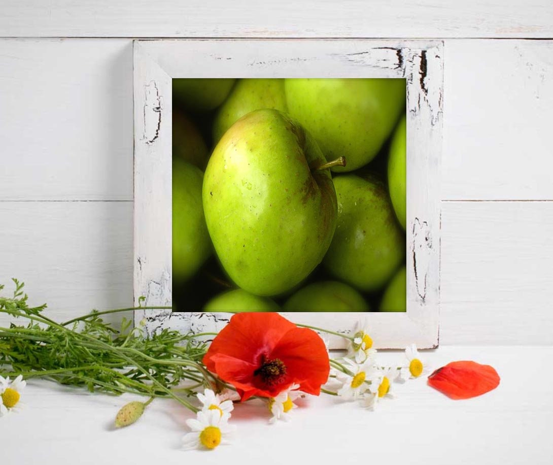 Green Apple Photography, Photography, Kitchen Decor, Apples ...