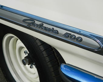 Classic Car Photography, 1964 Ford Galaxie 500 Photo, Automotive Photography, Photo by Abby Smith, Car Show, Ford Galaxie, Infinite Graphics