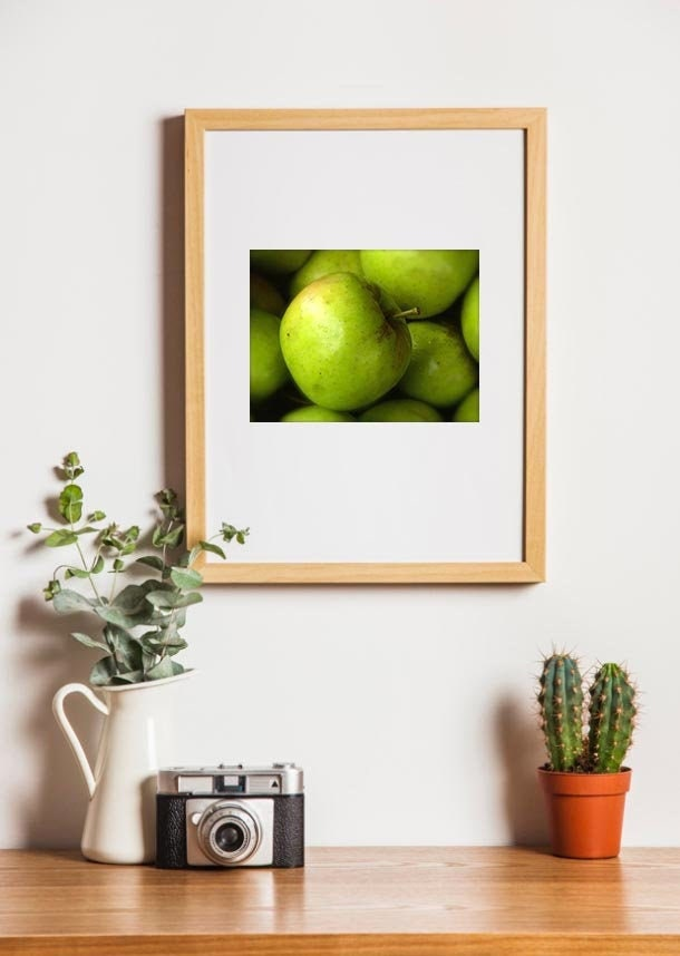 Green Apple Photography, Photography, Kitchen Decor ...