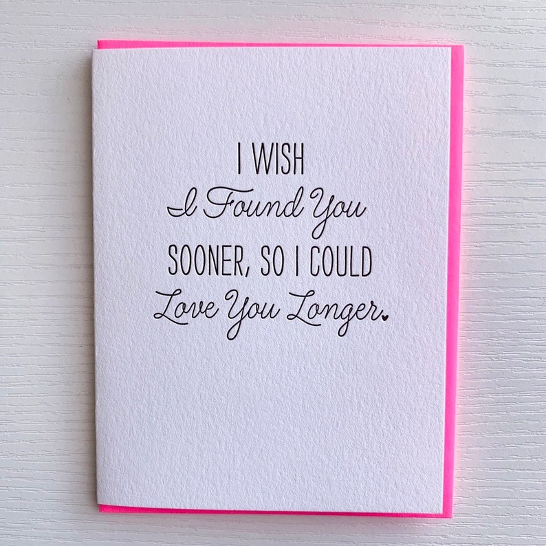 Valentines Day Card Anniversary Card Love Card for image 0