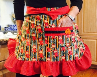 SALE SPECIAL! Be a Devil in the Kitchen Diner Apron