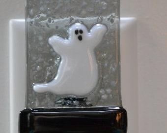 Mini Ghost Glass Night Light