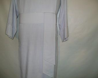 White band cincture for ALB, Custom made  Ecclesiastical belt, belt for ALB