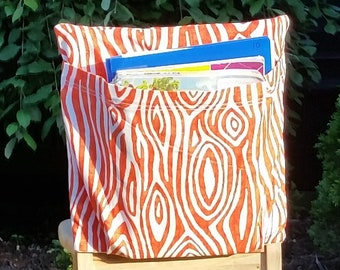14 inch // Orange Willow // Value // Chair Pockets // Seat Sacks  //  CLOSEOUT