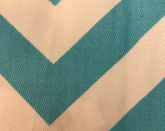 Premier Prints Inc Fabric // Wholesale Box of Fabric // Chevron Duck Cloth // Chevron Twill // Blue Navy Gray Red Black Turquoise // ZigZag