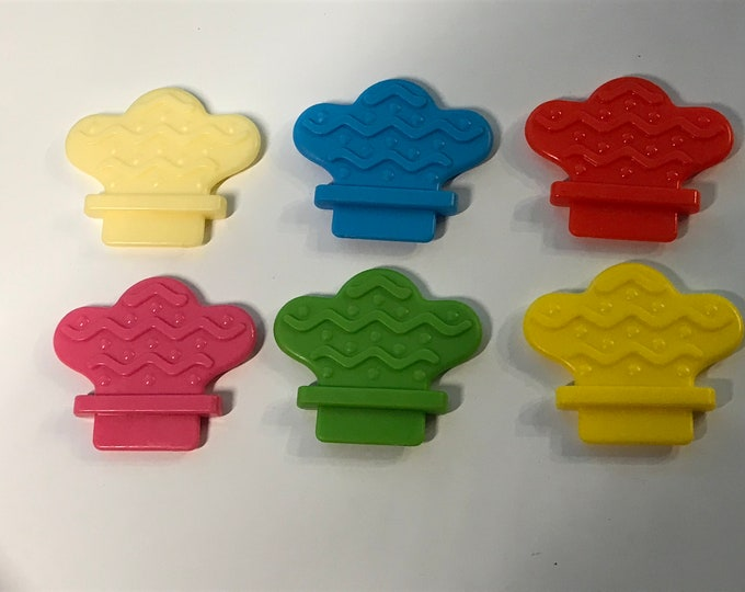 Large Silicone Ice Cream Teether // Sew In Teether // Baby Toys // Teething Toy // Toy Making Parts // Baby Teething // Limited Edition
