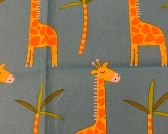 Taggie Blanket Kit // Lovey Tag Blanket // Minky Cuddle Toy // Security Blanket // Handmade // Baby For Baby // Just Giraffes