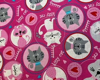 DIY Sewing Kit  4 Baby // Baby Blanket Kit w/ Basic Instructions to Design Your Own Baby Gift // Here Kitty Kitty
