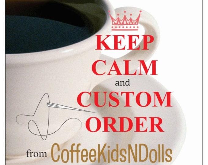 Custom Order for Maria // PREMIUM // Classroom Chair Pocket Sets // Teacher Organization // Seat Sacks // CoffeeKidsNDolls