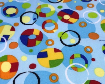 DIY Sewing Kit  4 Baby // Baby Blanket Kit w/ Basic Instructions to Design Your Own Baby Gift // SPOTS