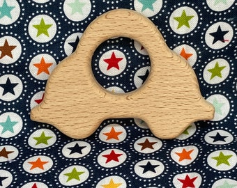 speedy CAR Transportation Wood Shape // Wood Animal Shapes // Wooden Teether // Wooden Animal Toys // Wood Baby Shapes // Eco Friendly