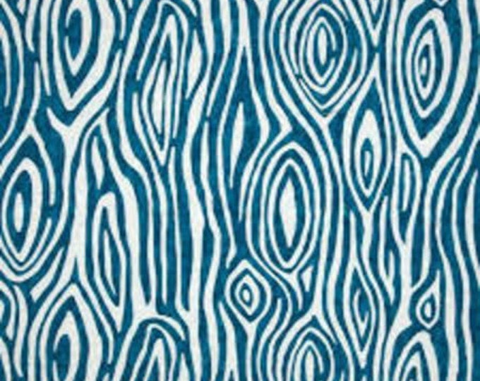 Aquarius Blue WILLOW Duck Cloth //  Premier Prints Inc // NEW and Uncut // By the Bolt // Wholesale // Upholstery Sewing Fabric