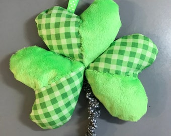 Shamrock Toy Pattern // Easy To Sew Pattern for Babies and Toddlers // St Patrick's Day PDF Pattern // Instant Download // CoffeeKidsNDolls