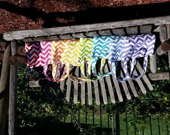 MEDIUM Tote Bag // Fabric Purse // Bible Bag // Diaper Bag // Book Bag // You Choose Fabric & Strap Length // Optional Embroidery