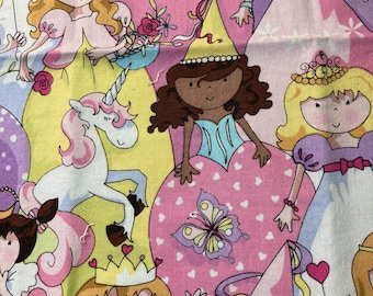 DIY Sewing Kit  4 Baby // Baby Blanket Kit w/ Basic Instructions to Design Your Own Baby Gift // PRINCESS <<20>>
