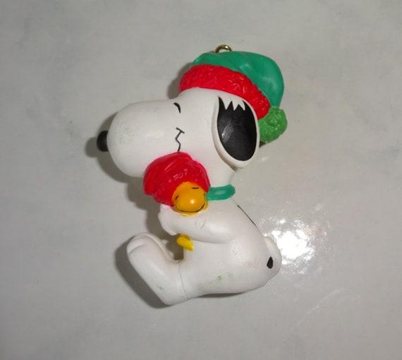 Figurine plastique Snoopy Snoopy Le David crockett