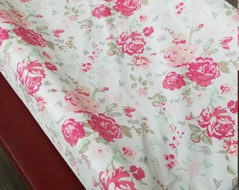 Changing Pad Cover - Romantic Roses or Deluxe Contour Changing Pad Cover