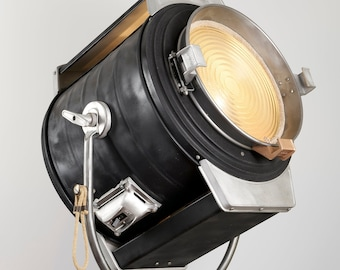 1940's J. G  McAlister Hollywood 5K Vintage Movie Light