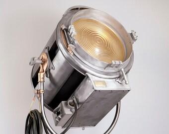 1950's Mole Richardson 5000 watt Solarspot M-R type 414