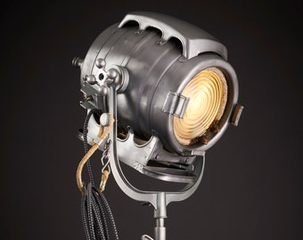 Bardwell and McAlister Hollywood Movie  Keg Light: Repurposed Vintage Hollywood Movie Light