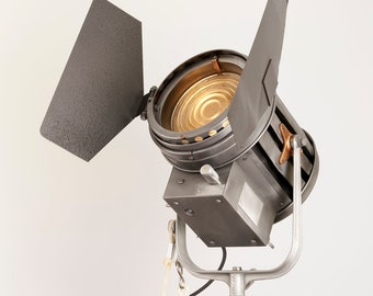 1970's Mole RichardsonCombo Junior 1K - Repurposed Vintage Hollywood Movie Light