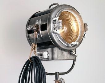 1960's 412 2K Mole Richardson Vintage Hollywood Movie Light