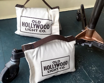 Old Hollywood light Co. Sand Bags