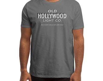 Old Hollywood Grey T-shirt  design #1
