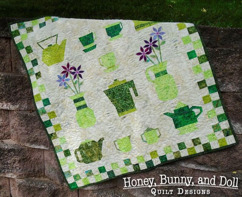 Christine/'s Kitchen Paper Quilt Pattern