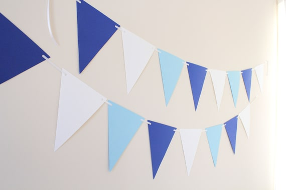 6ft Long Banner- ocean theme, nautical theme, boy birthday, boy baby shower