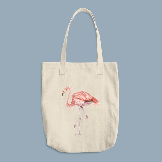 Flamingo Bag Womens Kids 3D Cute Pink Purse Tote Bag Gift