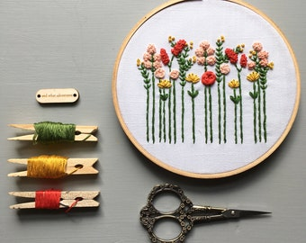 Hand Embroidery Etsy