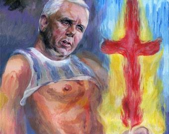 Dan lacey nude painting galleries 429
